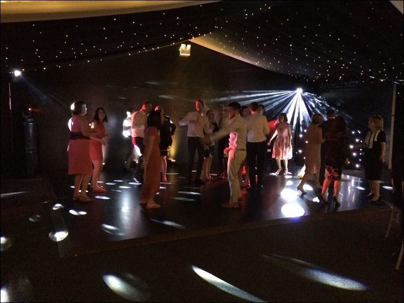 Wedding DJ Hire - Chippenham Park