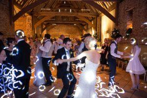 Elms Barn Wedding Disco