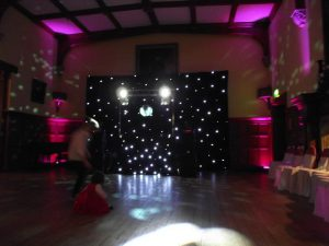 Wedding Disco Hire - Hinchingbrooke House