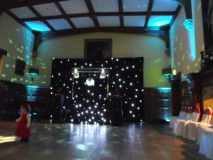 Wedding Dj Hire - Hinchingbrooke House