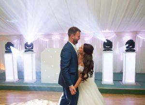 longstowe hall wedding dj and disco