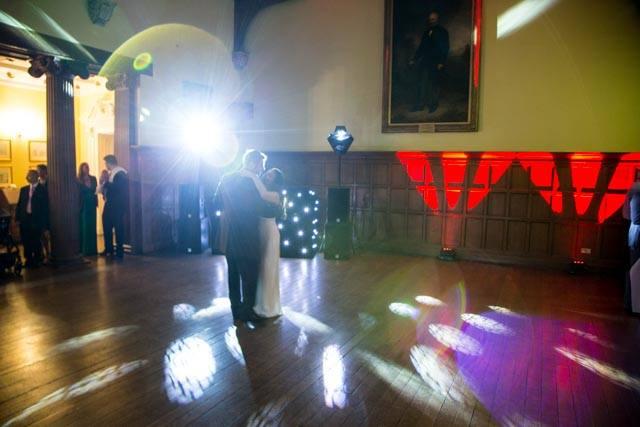 Hinchingbrooke House Wedding Disco