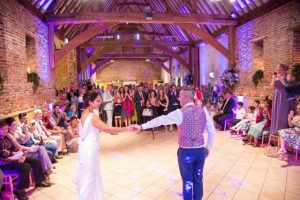 elms barn beccles wedding disco and dj